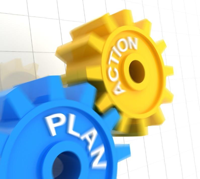 gerer un plan d action